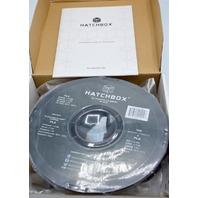 Hatchbox 3D  (Polylactic Acid) 3.00mn Filament 1 KG per spool - Black