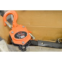 0.5 Ton x 5' Lift Lever Chain Hoist YAL Type