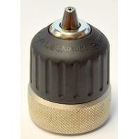 """Jacobs #31048 10mm 3/8"""" Keyless Drill Chuck 12-20 Thread.  New- no box."""