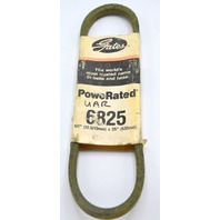 Gates PowerRated V-Belt #6825 Used for Appliances and outside equipment