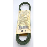 """Gates PowerRated V-Belt #6840 1/2"""" x 40"""" For Appliances and Outdoor Machines"""