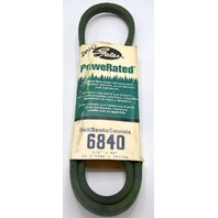 "Gates PowerRated V-Belt #6840 1/2"" x 40"" For Appliances and Outdoor Machines"