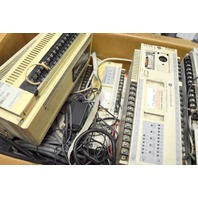 1 Box of AB (2) SLC 150 Expansion Unit & (6) SLC 100 Programmable Controllers