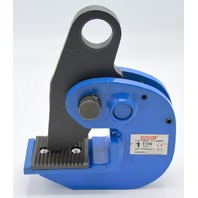Seagull 1 Ton Horizontal Lifting clamp - Jaw opening:0-30mm,  No box.