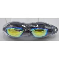 Aegend Competition Swimming Goggles UV Shield Anti-Fog with case.
