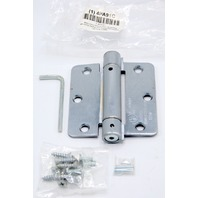 "3 1/2"" Spring Hinge for 1 3/8"" door maximum w/ Hardware and tool.  #4PA91C"