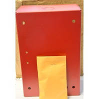 Simplex Back Box ASY - Red A/V PID 2975-9145  Part #696-969