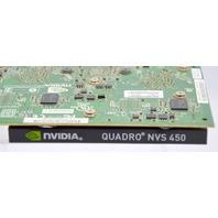 PNY VCQ450NVS-X16-PB Quadro NVS 450 Video Card