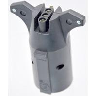 Trailer Plug Adapter 7 Spade to 4 Flat.