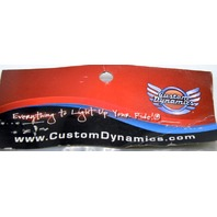 Custom Dynamics Red LED Universal Motorcycle Bar 2040-0646 #L801