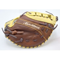 "Akadema AHC94, Two-Tone Youth First Baseman's Glove, Steerhide 11.5"" - New."