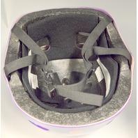 Razor V-17 Youth Multi sport Helmet - Purple Peach - Medium.