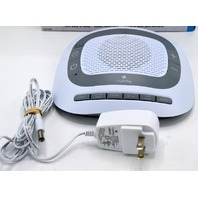 MyBaby SoundSpa Portable #MYB-S205 - Will need 4 AA and or plug it it. Working.