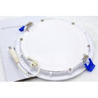 """Torchstar LED 5000K 6"""", 10W Adjustable Recessed Downlight, Eyeball Retrofit Lighting"""