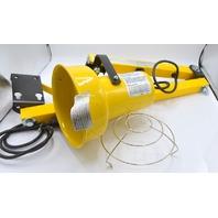 "Fostoria Loading Dock Light-Incandescent DKL-40VA-A - 40"" Dock Arm Assembly"