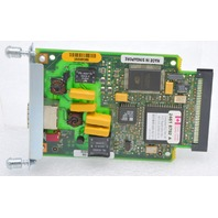 Cisco t1 Fractional WAN Interface card  #800 03279-03D0  ds2