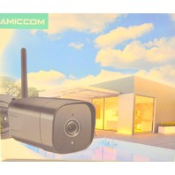 Amiccom Outdoor/Indoor Security Camera Z7, 1080P with WIFi.