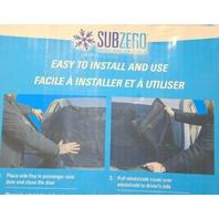 "Subzero #17540, 42""H x 61""W Arctic Defence Maxx Windshield and Mirror Cover"