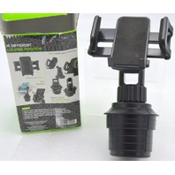 "Cellet PH600 Smartphone Cup Holder Mount-Holds a 3.5"" cell phone.  Open box."