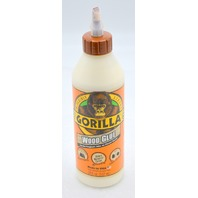 Gorilla Wood Glue  - 18 Fl Oz bottle. #191009