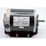 Century AC Motor, 1/2 HP, 1725RPM, Type S, 115V, 7.2A, 60Hz, PH1, New Old Stock