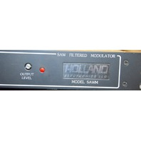 Holland Electronics Saw Filtered Modulator Model #SAWM /Channel 80