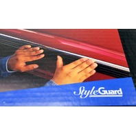 """Style Guard Truck Side Molding #T4701 2"""" x 18' BLK/CHR - New Old Stock"""