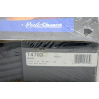 """Style Guard Truck Side Molding #T4703 2 5/8"""" x 24' BLACK - New Old Stock"""