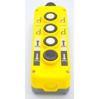 Four Button Mafelec Style Control Box