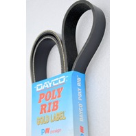 Dayco Poly Rib Gold Label-Heavy duty Belt #5080825