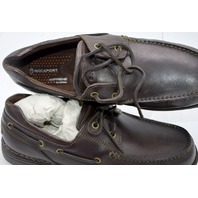 Rockport K57305 Mens Casual Shoes - Size 10 Wide - Dark Brown.  New.