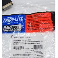Trip-Lite Model P561-006-SLI, DVI-I Single Link TDMS Cable, M/M, 6' New.