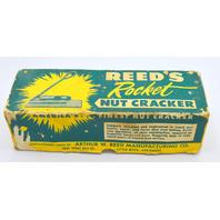 Vintage : Reed's Rocket Nut Cracker  Model R-300