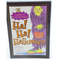 Ha! Ha! Halloween by Michelle Medlock Adams - Just in time for the holiday.