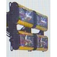 Vestil Heat-S1 Portable Infrared Heater, 2000W...Head Unit Only