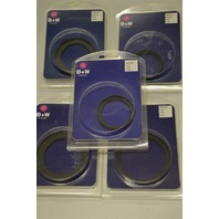 B+W Filter Adapter Rings - 5 Pcs - 77/67, 77/58, 67/52, 49/46 and 52/46
