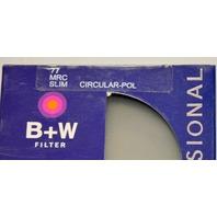 B+W MRC SLIM CIRCULAR-POL Digital F-PRO Filter - Professional #26596