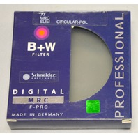 B+W MRC SLIM CIRCULAR-POL Digital F-PRO Filter - Professional #26596