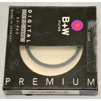 B+W 58 MRC NANO CLEAR 007M XSP #1066106 - Premium