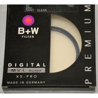 B+W #1066108 #62 MRC NANO CLEAR FILTER XS-PRO 007m XSP