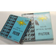 SoligorSolid Optical Glass Filters - 58.0s  and 82A/72mm