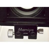 Mamiya Bellows Hood w/Step Up Ring for 645 Camera. 150-210-300mm