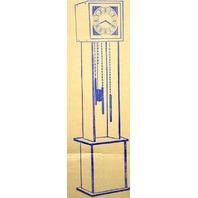 Barkley lX Grandfather Clock 5' tall. NIB
