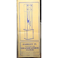 Barkley lX Grandfather Clock 5' tall. NIB