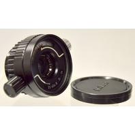 Nikon Nikkor 35mm 1:2.5 Underwater Lens  # 518245