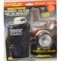 Pelican Heads-Up Lite with Halogen & 3 LED #2660