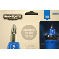 Hammerhead 4V Rechargeable Screwdriver  Circuit Sensor Technology #HCSD040-02