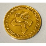 National Baseball League  Coin 1976-1976 - 100 Years of Baseball