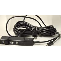 Elmo MC-024 Cord for Elmo Super 8 and Elmo Push Run / Run Lock Cord.