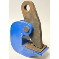 Horizontal Plate Clamp Lifting Attachment  5 Ton Max Capacity.